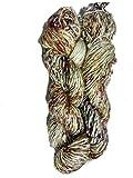 knitsilk indischen Banana Seide Krawatte und gefärbt Garn 400–500Gramm