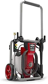 Briggs & Stratton 020681 2000Psi 1.2Gpm El Washer, 2000 psi 1.2 gpm, Red/Gray/Titanium