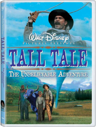 Tall Tale: The Unbelievable Adve...