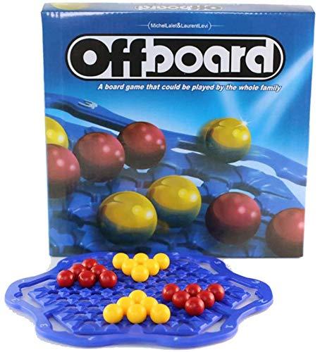 OOPP Familie Schach für 2 Spieler Brettspiele, Indoor-Strategiespiel, Einzel Multiplayer Kinder-Brettspiel, Fun Game-Geschenke für Partei
