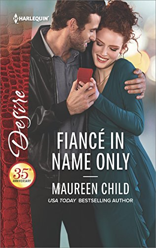 Fiancé in Name Only (Harlequin Desire Book 2548) (English Edition)