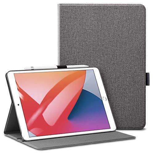 ESR Folio-Hülle für iPad 8. Generation (2020)/7. Gen (2019) [Buch Cover Design] [Multiwinkel-Ständer]–Twilight