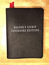 Anthology Collection: CONDENSED BOOKS VOLUME 3 1956 OLD YELLER, HARRY BLACK, THE GREER CASE, A THING OF BEAUTY, A SINGLE PEBBLE
