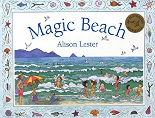 Magic Beach by Alison Lester (2008-06-01)