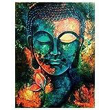 juntop Lord Buddha Leinwand Malerei Buddhismus Poster und