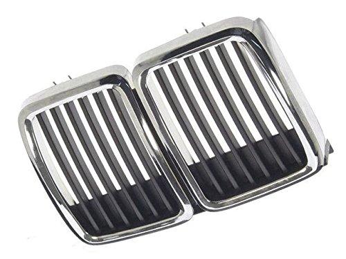 Ziegler for BMW E-30 (W/O Spoiler) Grille Assembly