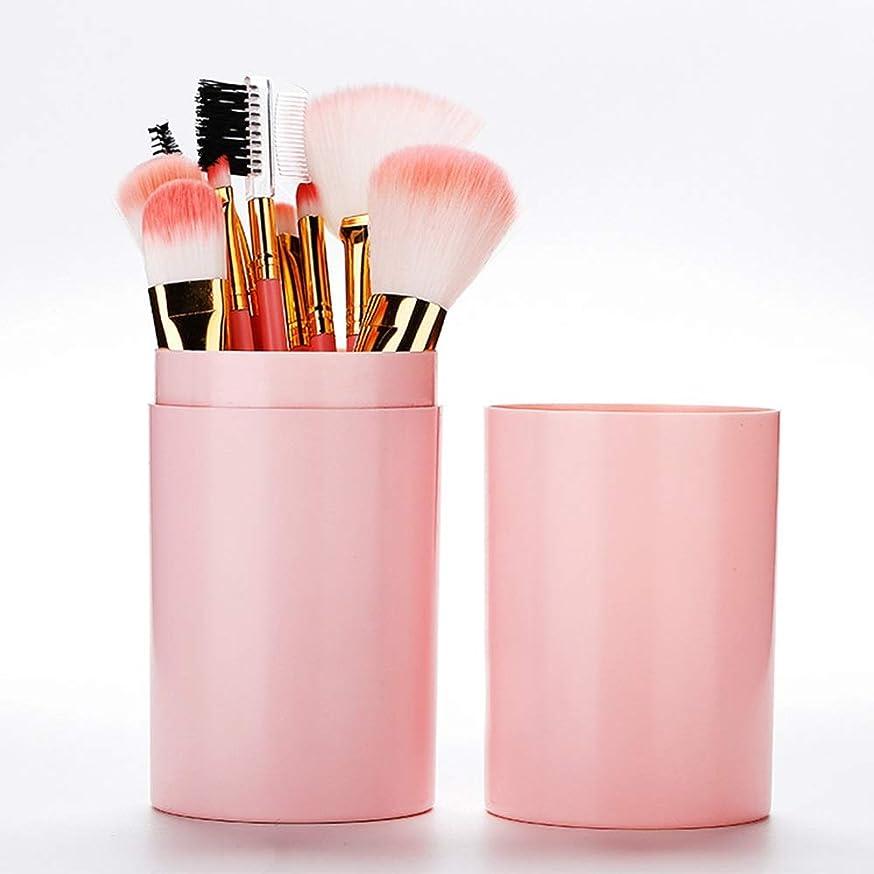 メイエラ比喩動的初心者のための化粧ブラシ12バレル美容ツールのための多機能ユニバーサル化粧道具