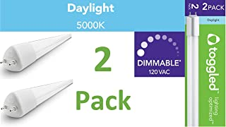 Best dimmable led tube philips Reviews