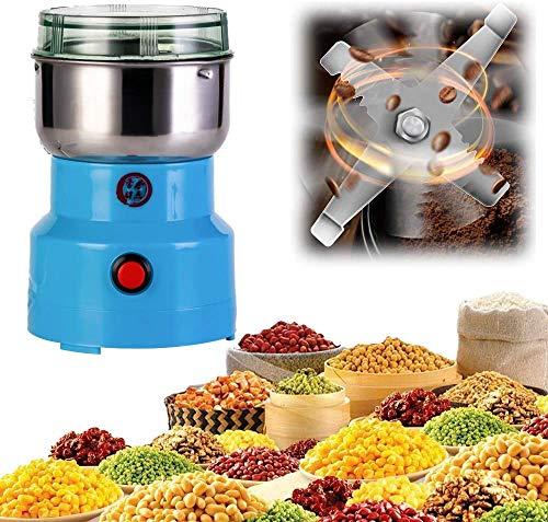 YUGUI Multifunktions-Zerkleinerungsmaschine, Haushaltsmühle für kleine Lebensmittel Getreidemühle, elektrische Mühle