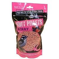 Pellets, Berry Flavour. 6 x 550g