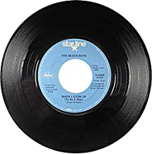 """The Beach Boys 45rpm 7"""" When I Grow Up (To Be A Man) REISSUE"""