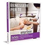 Smartbox - Benessere per Te - Cofanetto Regalo per Donna, 1 Esperienza Relax per 1 Persona, Idee Regalo Originale per Lei