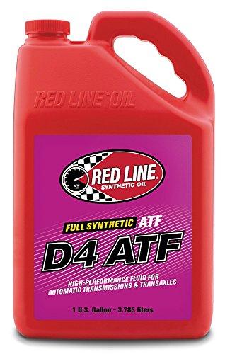 Red Line 30525 D4 Automatic Transmission Fluids - 4/1 Gallon
