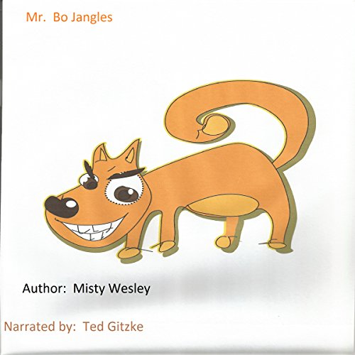 Mr. Bo Jangles cover art