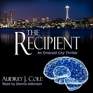 The Recipient audiobook cover art