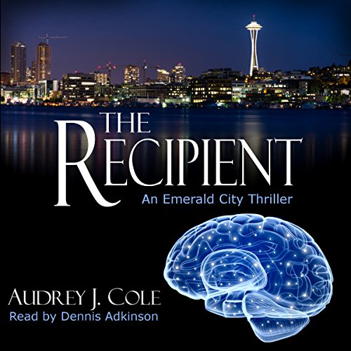 The Recipient audiobook cover art