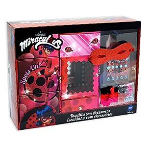 Prodigiosa: Las aventuras de Ladybug - Taquilla Triple (Cife Spain 41116)