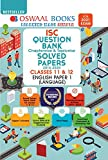 Oswaal ISC Question Bank Class 12 English Paper-1 Language Book Chapterwise & Topicwise (For 2021 Exam)