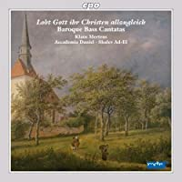 Baroque Bass Cantatas From Central Germany by Klaus Mertens (2010-02-23)