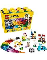Lego – block med låda