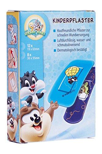 Sensiplast® Baby Looney Tunes Kinderpflaster Blau