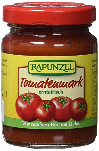 Rapunzel Tomatenmark 22% Tr.M. Bio, 100 g