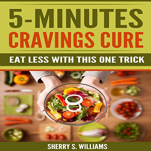 5-Minutes Cravings Cure audiobook cover art