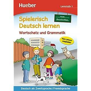 Spielerisch Deutsch lernen Lernstufe 1  - Wortschatz und Grammatik/Neue Geschic:Peliculas-gratis