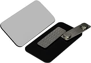 Name Tag/Badge Blanks - 10 Pack - White 1-1/2