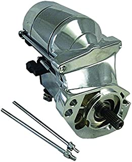 New Chrome Starter For 1991-1993 Harley Davidson FLHS Electra Glide Sport 31552-89 31552-89A 31552-89B 31553-90 31553-90A 31558-90 31570-89