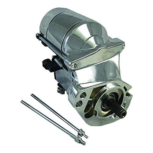 New Chrome Starter Replacement For 1991-1993 Harley Davidson FLHS Electra Glide Sport 31552-89 31552-89A 31552-89B 31553-90 31553-90A 31558-90 31570-89