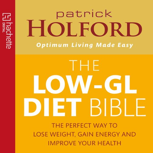 The Low-GL Diet Bible cover art