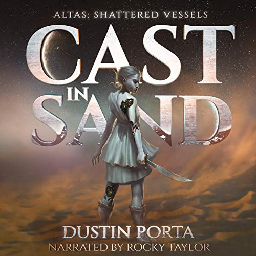 Cast in Sand cover art