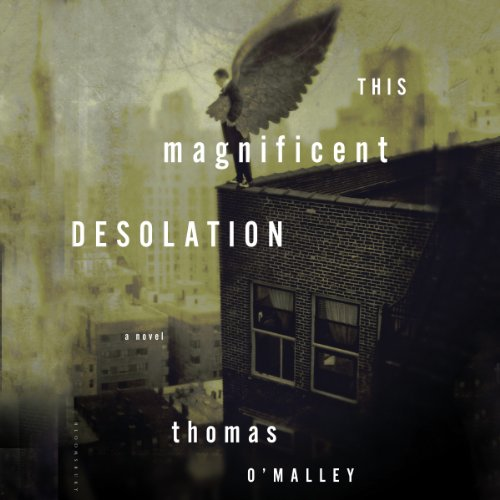 This Magnificent Desolation audiobook cover art