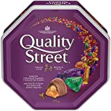 Nestle Quality Street - Caramels, crèmes et pralines - Bonbons de Noël et de vacances - 725 g