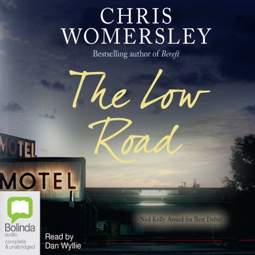 The Low Road audiobook cover art