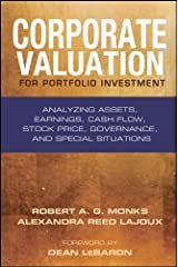 Corporate Valuation for Portfolio Investment: Analyzing Assets, Earnings, Cash Flow, Stock Price, Governance, and Special Situations (Bloomberg Financial Book 131) Kindle Edition
