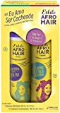 AfroHair kit Champú y acondicionador - 300 ml.