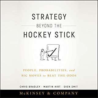 Strategy Beyond the Hockey Stick cover art