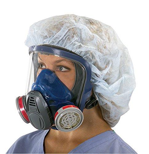 Msa Safety Sales, Llc - 10028995 Medium Advantage 3200 Series Full Face Air Purifying Respirator,...