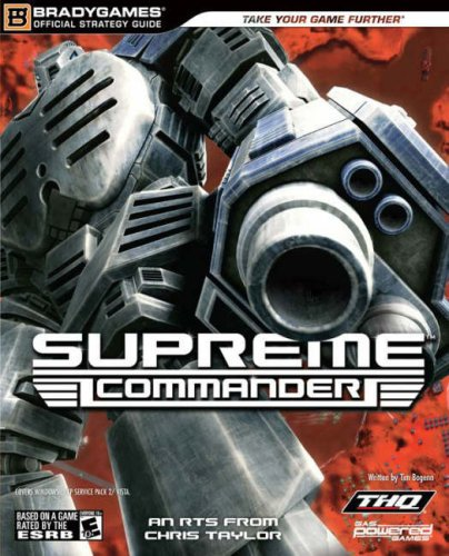 Supreme Commander Official Strategy Guide