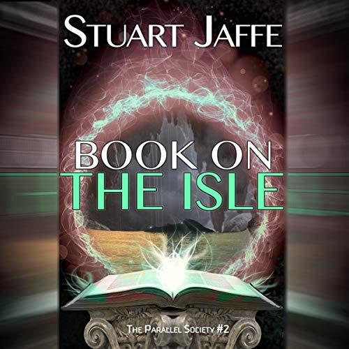 Book on the Isle audiobook cover art