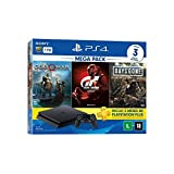 Console PlayStation 4 Mega Pack 12 - God Of War, Gran Turismo, Days Gone