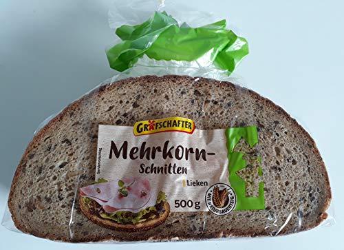 Grafschafter Mehrkorn-Schnitten von Lieken - 500g Packung