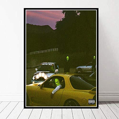 KELDOG® Posters en afdrukken van fotoalbums op canvas, voor thuis, decoratie, cadeau, 42 x 60 cm