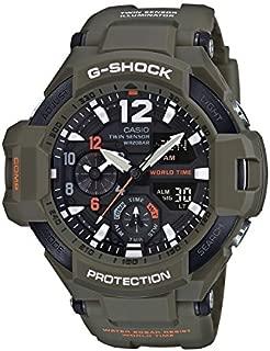 Casio men's lastic Band Watch
