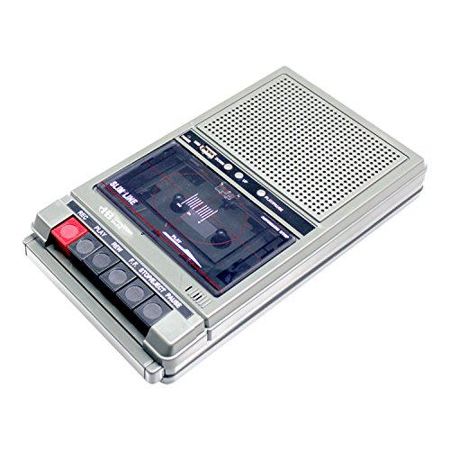 Hamilton Buhl Classroom Cassette Player, 2 Station, 1 Watt (D132) (HA802)