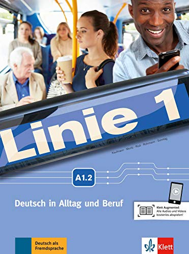 Linie 1 a1.2, libro del alumno y libro de ejercicios + dvd-rom: Kurs- und Ubungsbuch A1.2 mit DVD-Rom