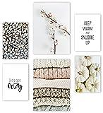 Mia Félice Premium Poster Set » Cozy Fall « 2x A3   4x