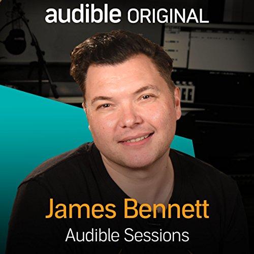 James Bennett audiobook cover art